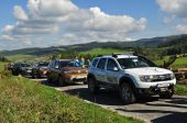 Dacia Duster Tour 2018