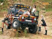 offroad girls