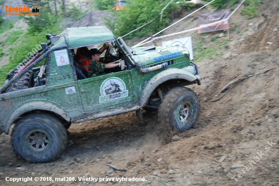 OFF ROAD LÚKY 2018