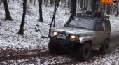 Toyota Land Cruiser Tereňák.sk offroad 2016/2